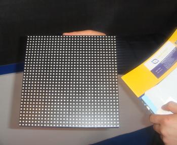 Светодиодные  LED-экраны. Модуль Led-экрана