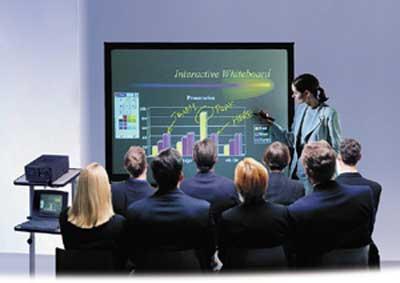 Интерактивные или сенсорные доски